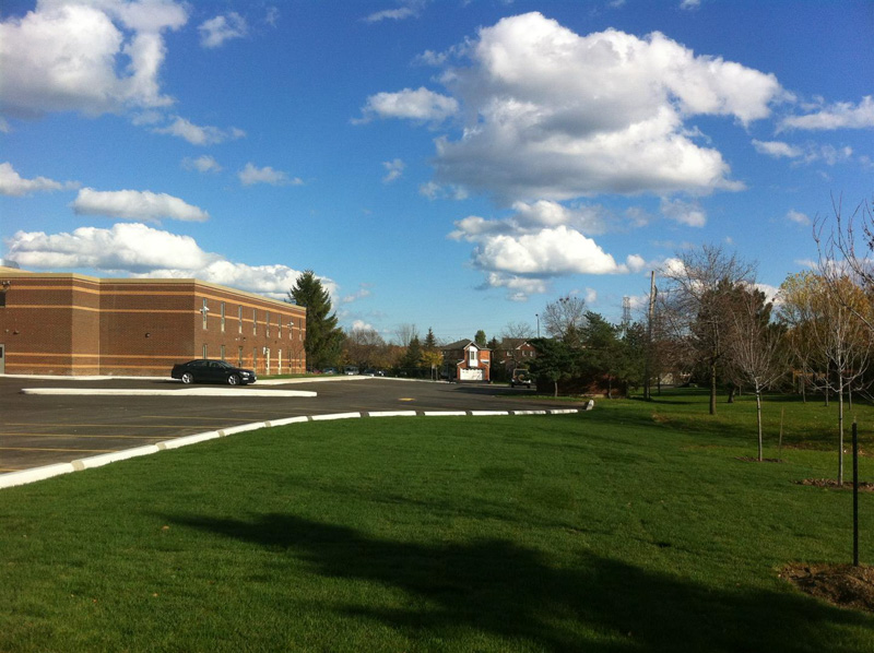 02-Blessed-Trinity-school-Parking-lot-grading