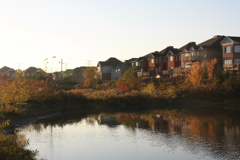 Eagle-Glen-1-Residential-Subdivision-StormPond