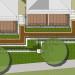 Markham-4-Townhouses-Gardens-Privacy-3DModel thumbnail