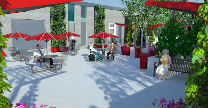 RougeValley1-Hospital-RoofTop-Patio